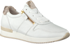 Witte GABOR Lage sneakers 420  - small