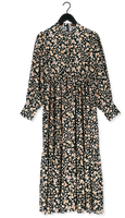 Multi Y.A.S. Maxi jurk YASEMALLA LS LONG SHIRT DRESS