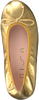 Gouden UNISA Ballerina's CASIA  - small