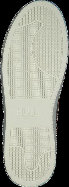Grijze HUB Veterboots TOURNAMENT-M CS  - large