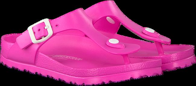 roze BIRKENSTOCK PAPILLIO Slippers GIZEH EVA  - large