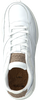 Witte WODEN Sneakers SOPHIE LEATHER  - small
