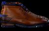 Cognac FLORIS VAN BOMMEL Nette schoenen 10334  - small