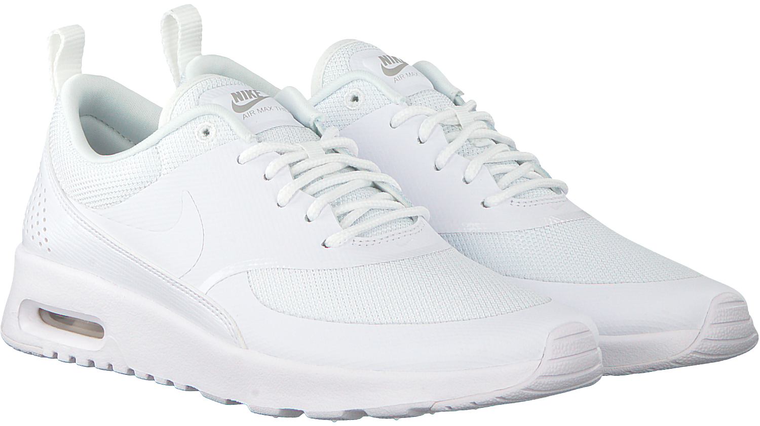 Witte NIKE Sneakers AIR MAX THEA WMNS | Omoda