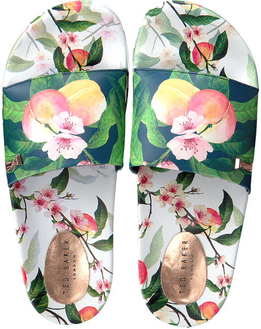 Witte TED BAKER Slippers AVELINE  - large