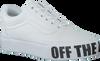 Witte VANS Sneakers OLD SKOOL PLATFORM - small