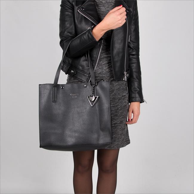 Zwarte GUESS Shopper HWVN67 78230 - large