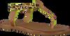 Bruine INUOVO Sandalen 423026  - small