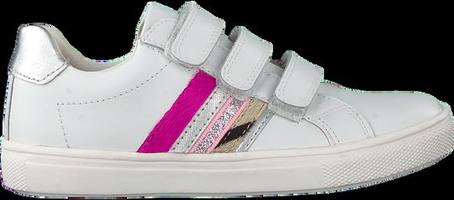 Witte BRAQEEZ Lage sneakers LOTTE LOUWIES  - large