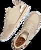 Beige WODEN Lage sneakers NORA III  - small