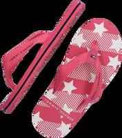 Roze TOMMY HILFIGER Teenslippers 30882  - medium