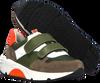 Groene KOEL4KIDS Lage sneakers KO1013  - small