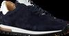 Blauwe MAZZELTOV Lage sneakers 20-9928  - small