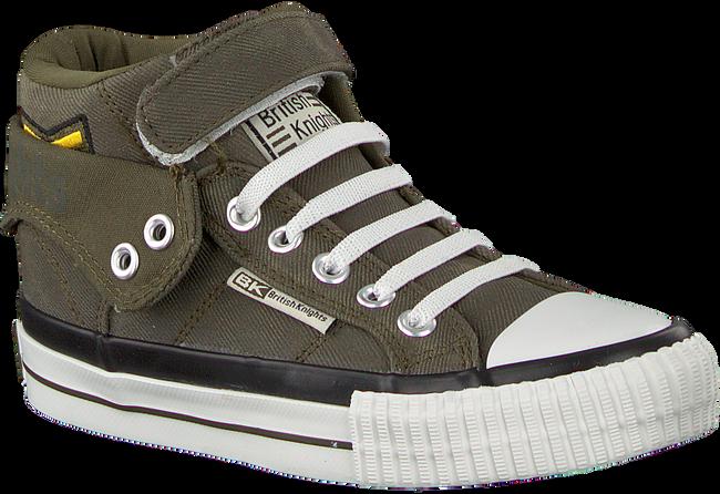 Groene BRITISH KNIGHTS Sneakers ROCO - large