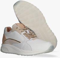 Witte FRED DE LA BRETONIERE Lage sneakers 101010219  - medium