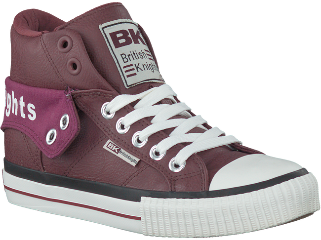 Rode BRITISH KNIGHTS Sneakers ROCO - large