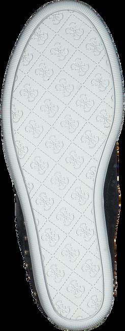 Zwarte GUESS Sneakers FLNNA1 LEA12 - large