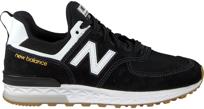 Zwarte NEW BALANCE Sneakers GS574 - large