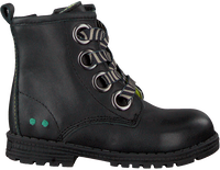 Zwarte BUNNIES JR Veterboots TOSCA TROTS  - medium