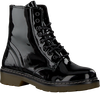 Zwarte BULLBOXER Veterboots AHC501 - small