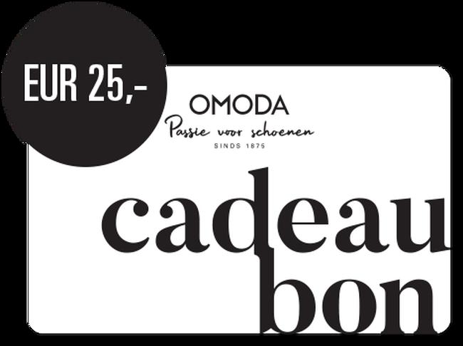 OMODA CADEAUBON EUR 25,- - large