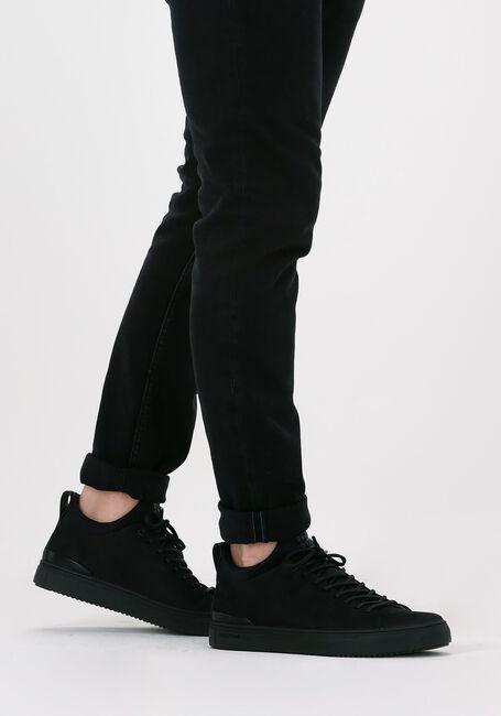 Zwarte BLACKSTONE Lage sneakers SG18  - large