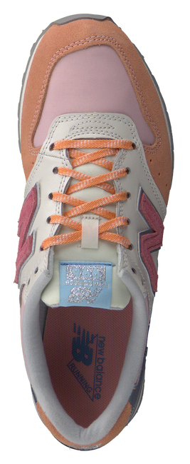 Roze NEW BALANCE Sneakers WR996 WMN  - large