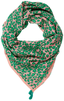 Roze LE BIG Sjaal SERENA SCARF  - medium