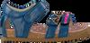 Blauwe SHOESME Sandalen BI20S080  - small