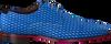 Blauwe FLORIS VAN BOMMEL Nette schoenen FLORIS VAN BOMMEL 14157  - small
