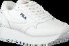 Witte FILA Sneakers ORBIT ZEPPA L WMN  - small