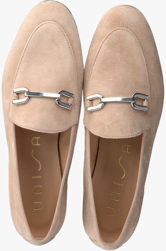 Beige UNISA Loafers DALCY  - larger
