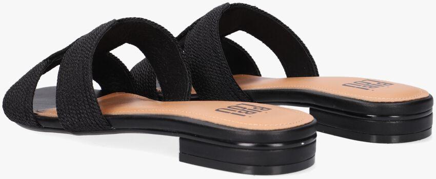 Zwarte BIBI LOU Slippers 839Z94HG  - larger