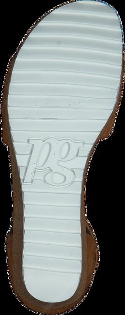 Cognac PAUL GREEN Sandalen 7386 - large