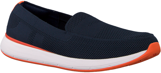 Blauwe SWIMS Loafers BREEZE WAVE PENNY KEEPER  - large