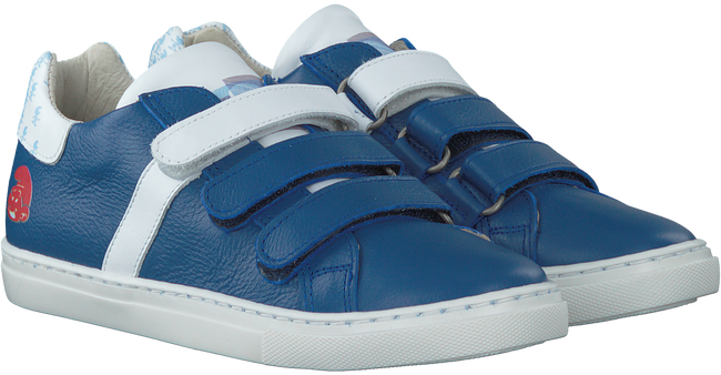 Blauwe THE SMURFS Sneakers 44005  - large