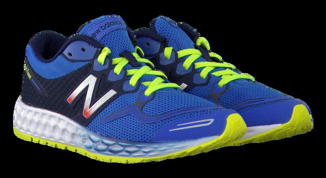 Blauwe NEW BALANCE Sneakers K1980 KIDS  - large