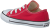 Rode CONVERSE Sneakers CTAS OX KIDS  - small