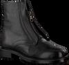 Zwarte FRED DE LA BRETONIERE Biker boots 182010028 - small