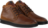 Cognac CYCLEUR DE LUXE Veterschoenen BILBAO - small