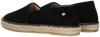 Zwarte FRED DE LA BRETONIERE Espadrilles 152010174 - small