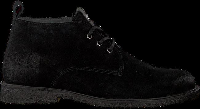 Zwarte BLACKSTONE Veterschoenen QM82 - large