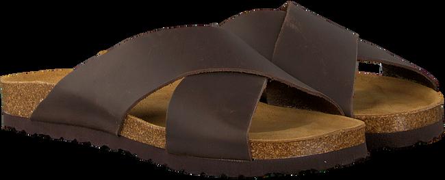 Bruine MAZZELTOV. Slippers 19-0465  - large
