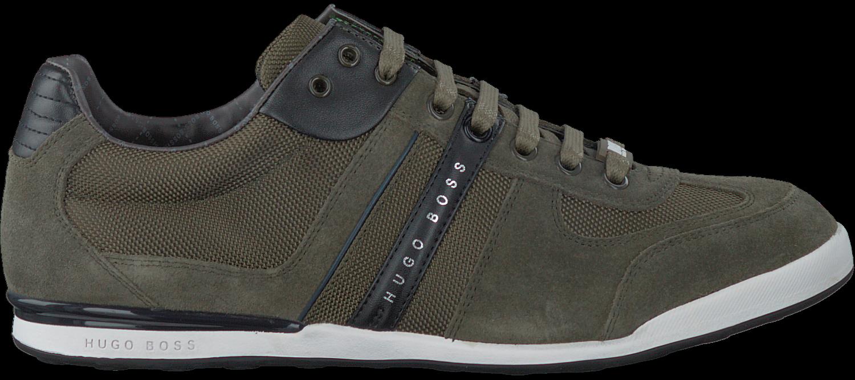 Chaussures De Sport Vert Hugo Boss hlyo0d