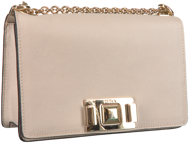 Beige FURLA Schoudertas FURLA MIMI' MINI CROSSBODY  - large