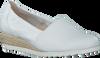 Witte GABOR Enkellaarsjes 646  - small