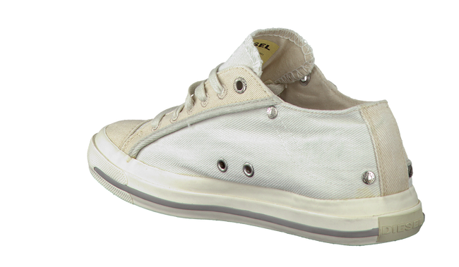 Witte DIESEL Sneakers MAGNETE EXPOSURE IV LOW W  - large