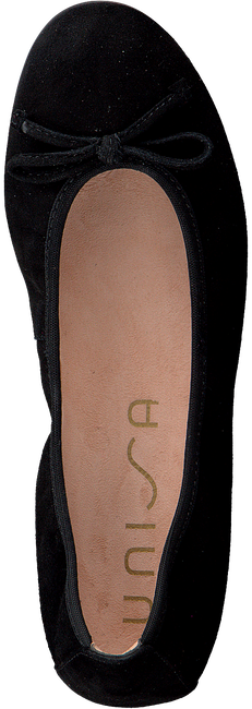 Zwarte UNISA Ballerina's ACOR - large