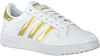 Witte ADIDAS Lage sneakers TEAM COURT W  - small