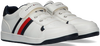 Witte TOMMY HILFIGER Lage sneakers 30908  - small